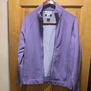 Pendleton Zipper Sweatshirt